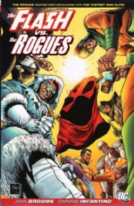 The Flash Vs. the Rogues 2009