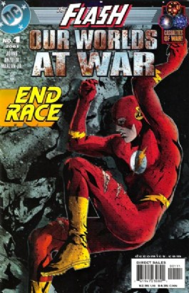 The Flash: Our Worlds at War #1