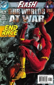 The Flash: Our Worlds at War 2001 #1
