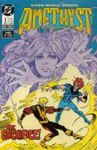 Amethyst (Limited Series) 1987 - 1988 #3