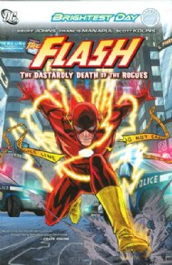 The Flash: the Dastardly Death of the Rogues 2011