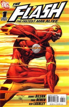 The Flash: the Fastest Man Alive #1