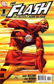 The Flash: the Fastest Man Alive 2006 - 2007 #1