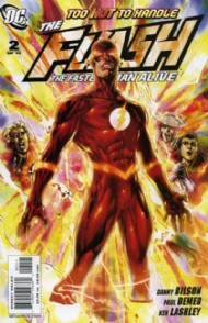 The Flash: the Fastest Man Alive 2006 - 2007 #2