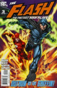 The Flash: the Fastest Man Alive 2006 - 2007 #3