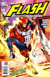 The Flash: the Fastest Man Alive 2006 - 2007 #4