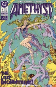 Amethyst (Limited Series) 1987 - 1988 #4