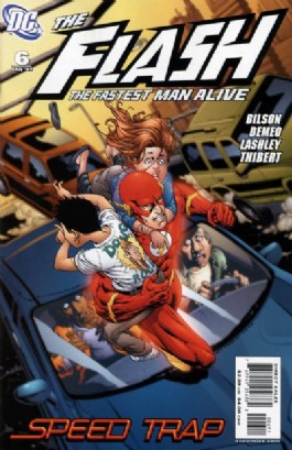 The Flash: the Fastest Man Alive #6