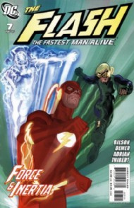 The Flash: the Fastest Man Alive 2006 - 2007 #7