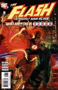 The Flash: the Fastest Man Alive 2006 - 2007 #8