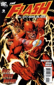 The Flash: the Fastest Man Alive 2006 - 2007 #9