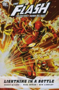 The Flash: the Fastest Man Alive: Lightning in a Bottle 2007