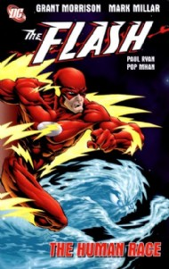The Flash: the Human Race 2009