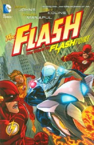 The Flash: the Road to Flashpoint 2011