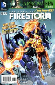 The Fury of Firestorm: the Nuclear Man 2011 - 2013 #13