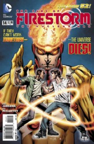 The Fury of Firestorm: the Nuclear Man 2011 - 2013 #14