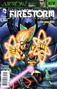The Fury of Firestorm: the Nuclear Man 2011 - 2013 #16