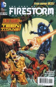 The Fury of Firestorm: the Nuclear Man 2011 - 2013 #17