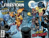 The Fury of Firestorm: the Nuclear Man 2011 - 2013 #19