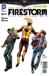 The Fury of Firestorm: the Nuclear Man 2011 - 2013 #20
