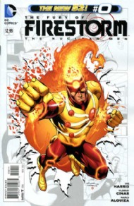 The Fury of Firestorm: the Nuclear Men 2011 - 2013