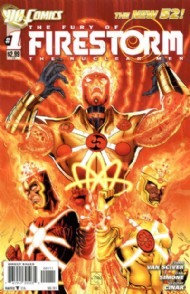 The Fury of Firestorm: the Nuclear Men 2011 - 2013 #1