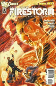 The Fury of Firestorm: the Nuclear Men 2011 - 2013 #2