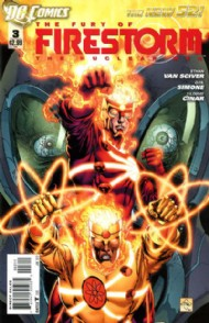 The Fury of Firestorm: the Nuclear Men 2011 - 2013 #3