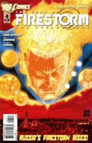 The Fury of Firestorm: the Nuclear Men 2011 - 2013 #4