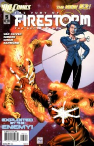 The Fury of Firestorm: the Nuclear Men 2011 - 2013 #5