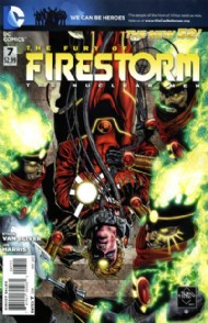 The Fury of Firestorm: the Nuclear Men 2011 - 2013 #7