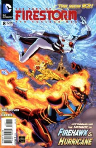 The Fury of Firestorm: the Nuclear Men 2011 - 2013 #8