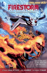 The Fury of Firestorm: the Nuclear Men: the Firestorm Protocols 2013 #2