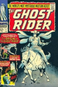 The Ghost Rider 1967 #1