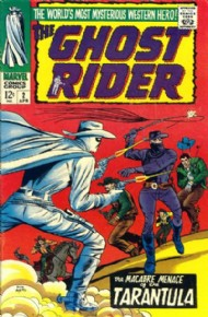 The Ghost Rider 1967 #2