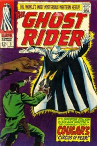 The Ghost Rider 1967 #3