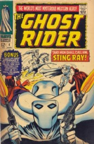 The Ghost Rider 1967 #4