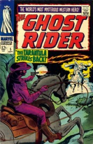 The Ghost Rider 1967 #5