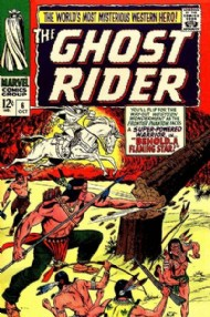 The Ghost Rider 1967 #6