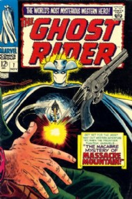 The Ghost Rider 1967 #7