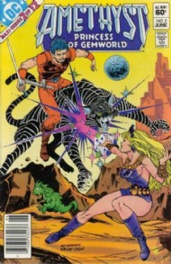 Amethyst, Princess of Gemworld 1983 - 1984 #2