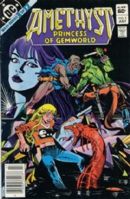 Amethyst, Princess of Gemworld 1983 - 1984 #3