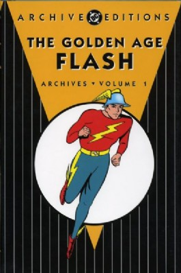The Golden Age Flash Archives #1