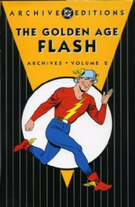 The Golden Age Flash Archives 1999 #2