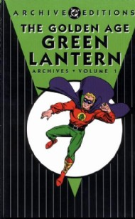The Golden Age Green Lantern Archives 1999 #1