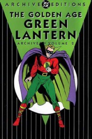 The Golden Age Green Lantern Archives 1999 #2