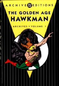 The Golden Age Hawkman Archives 2005 #1