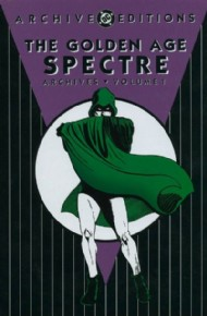 The Golden Age Spectre Archives 2003 #1