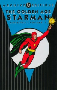 The Golden Age Starman Archives 2000 #1