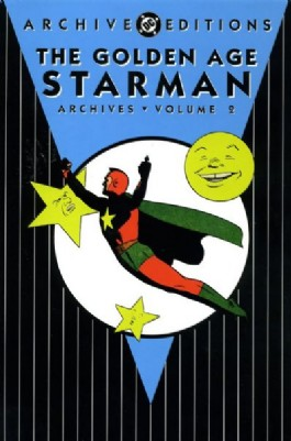 The Golden Age Starman Archives #2